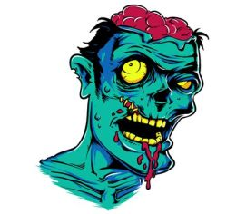 Zombie graphic